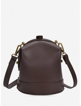Solid Small Crossbody Shoulder Bag